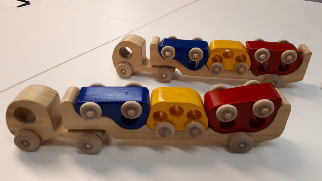 Toy car carriers